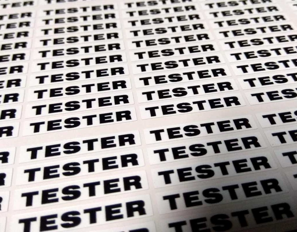 nalepka-tester