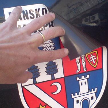 magnetka na auto